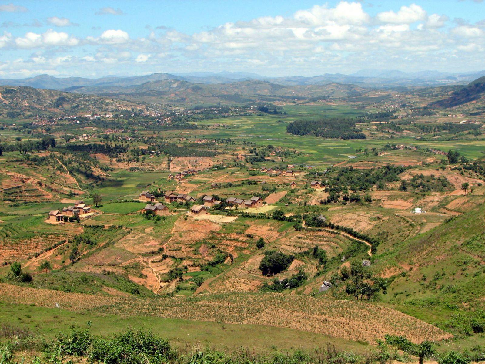 Madagaskar Referat